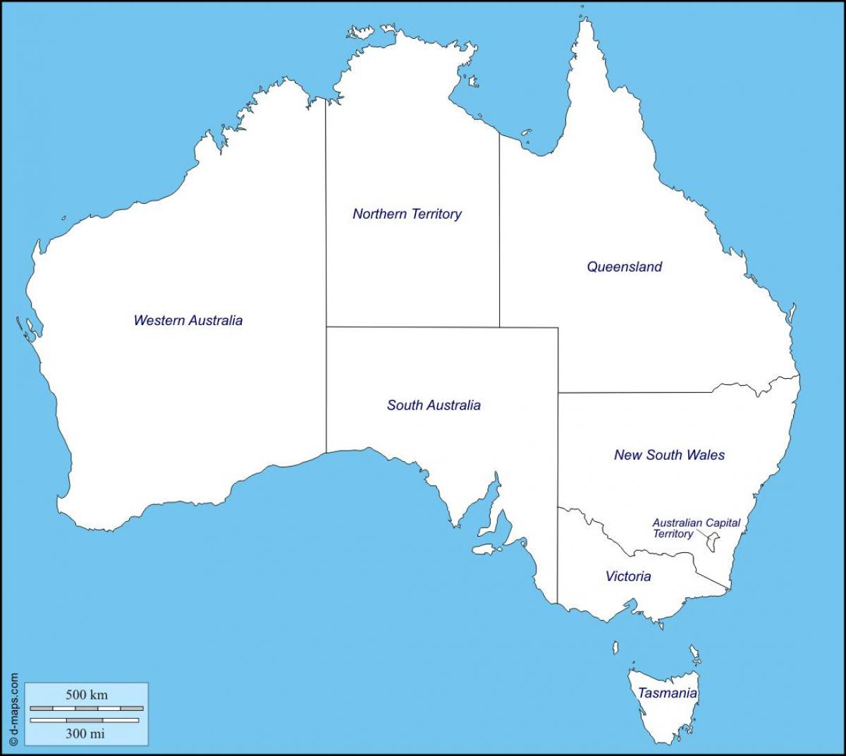 New Zealand Australia Map.Australian Map Outline Outline Of Australia Map Australia And New